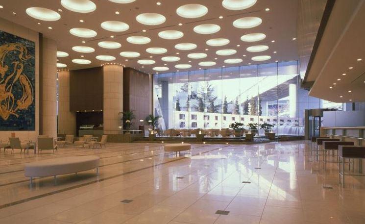 東京ドームホテルフロント全景