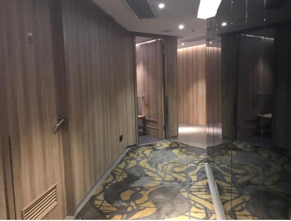 香港ラウンジシャワー