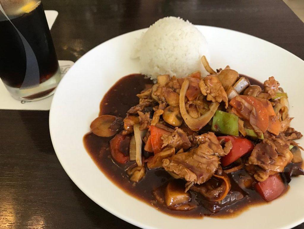 ドイツの中華料理