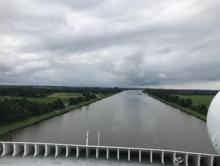 キール運河の画像