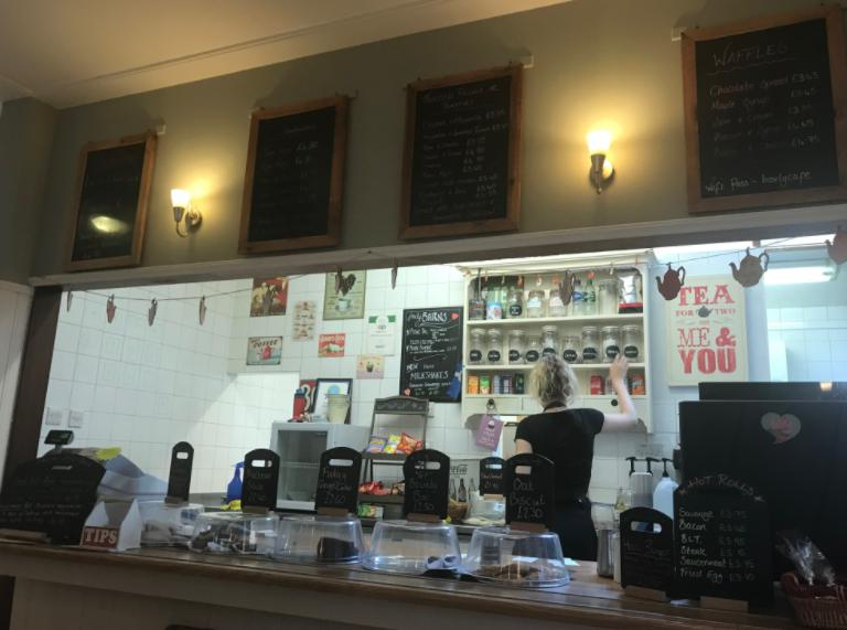 Havly Cafe ラーウィック