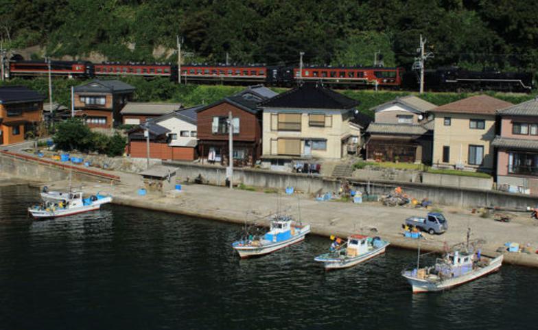 日本の漁港