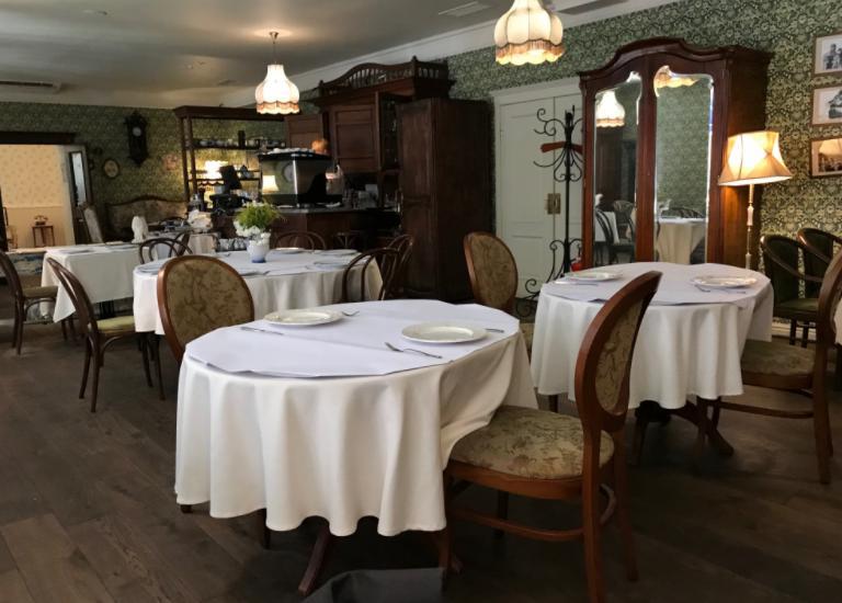 ロシアレストラン