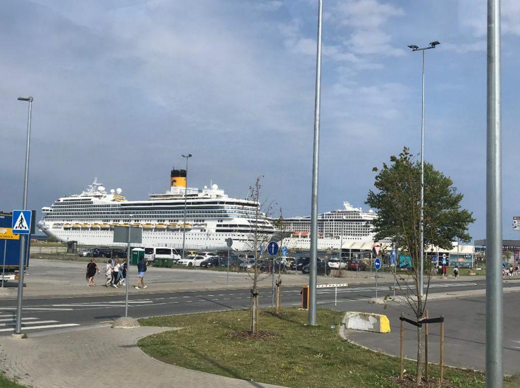 タリン・エストニアの港