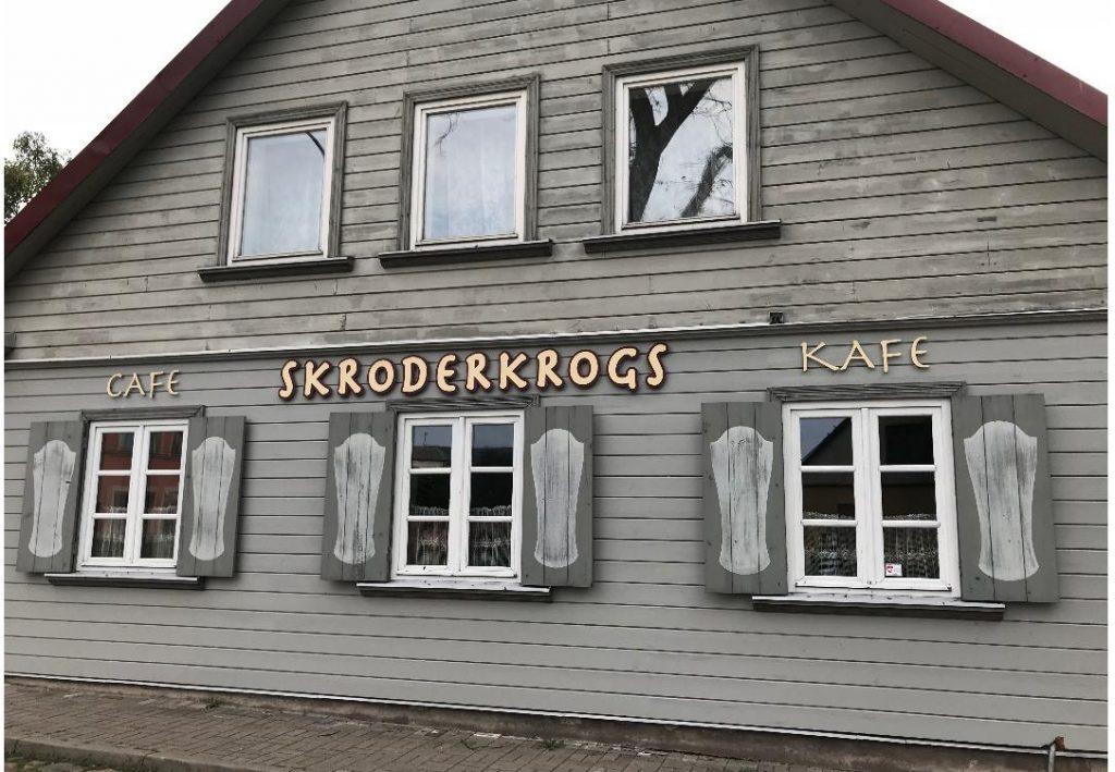 ラトビアのオススメレストラン