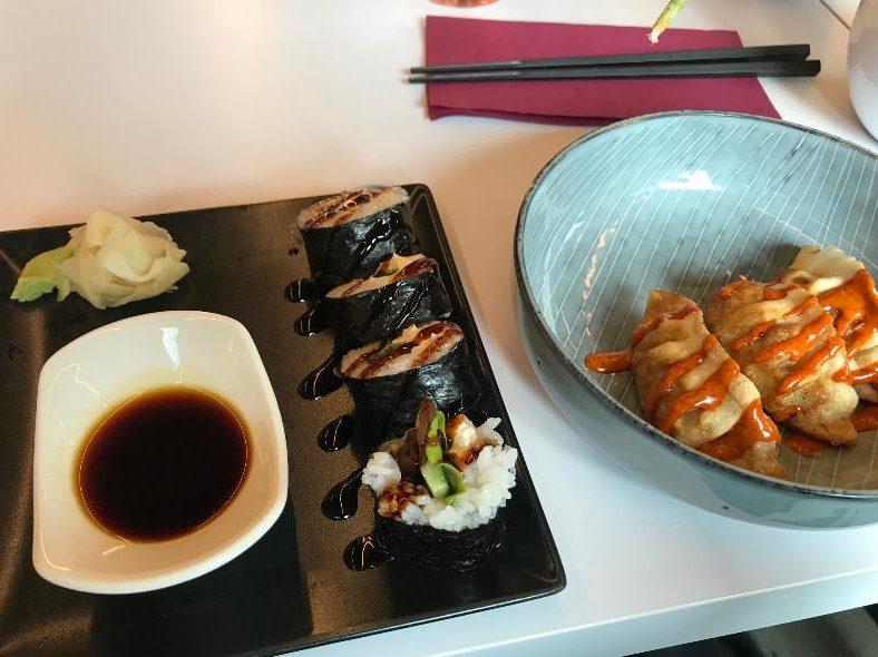 エストニア・タリンでの日本食