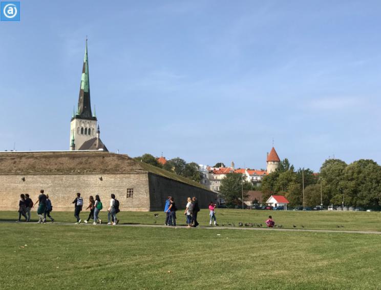 エストニア・タリン