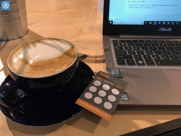 リバプール・おすすめコーヒショップ