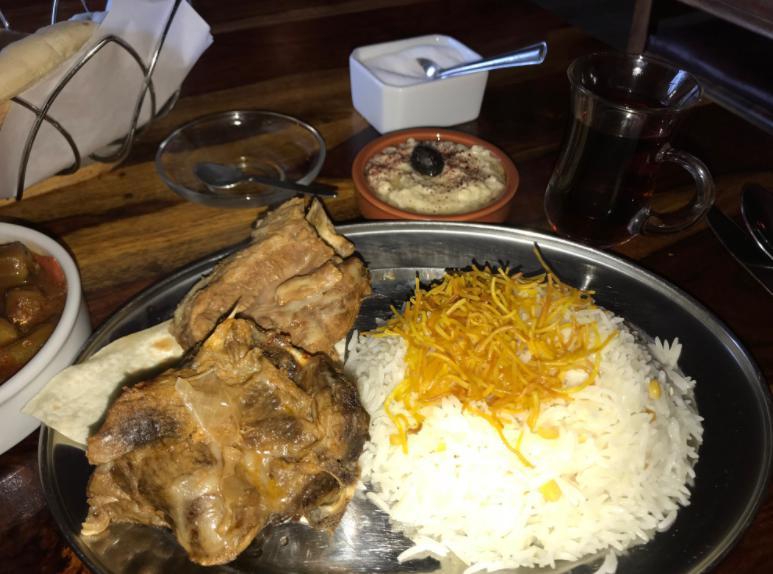 エジンバラでおすすめクルド料理レストラン