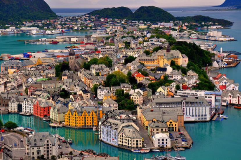 ノルウェーのオーレンス