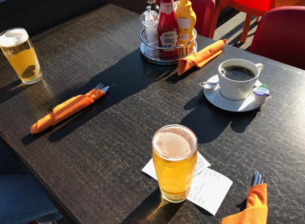 トロムソオススメのレストラン