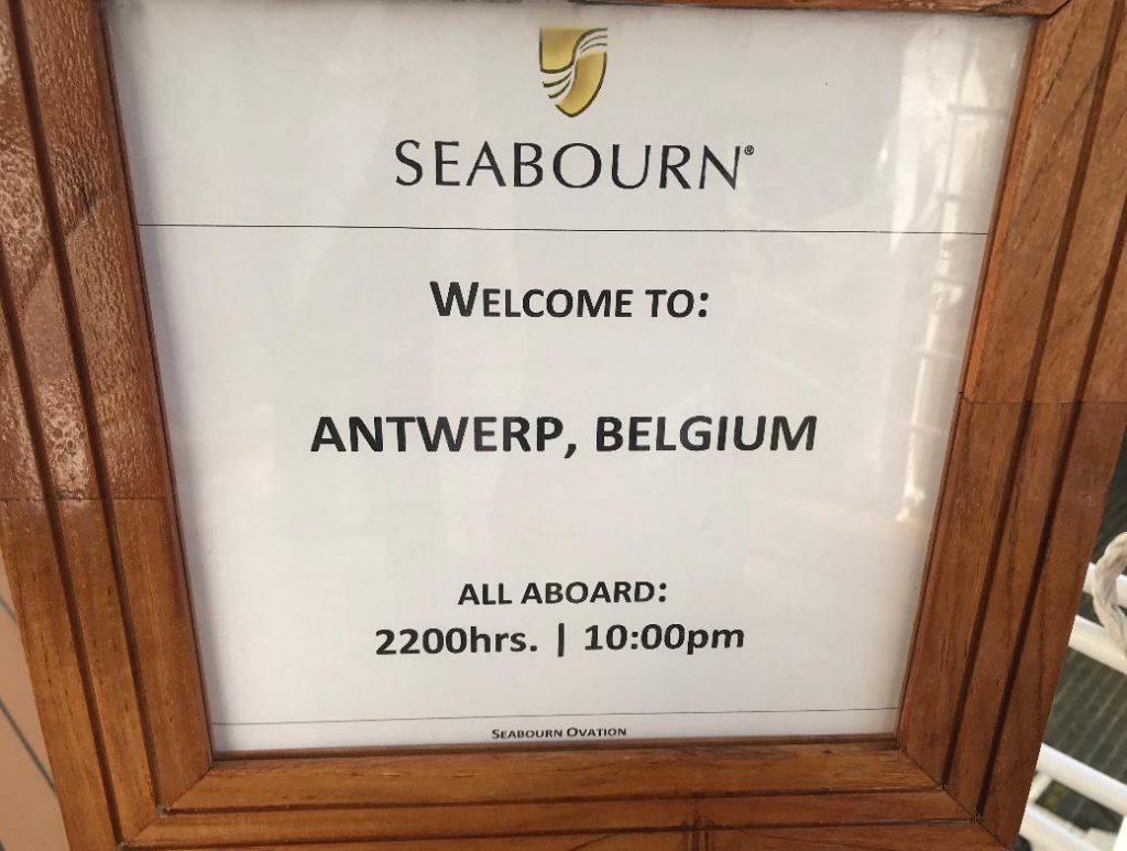 ベルギーアントワープ