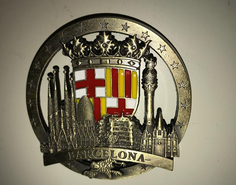 バルセロナマグネット