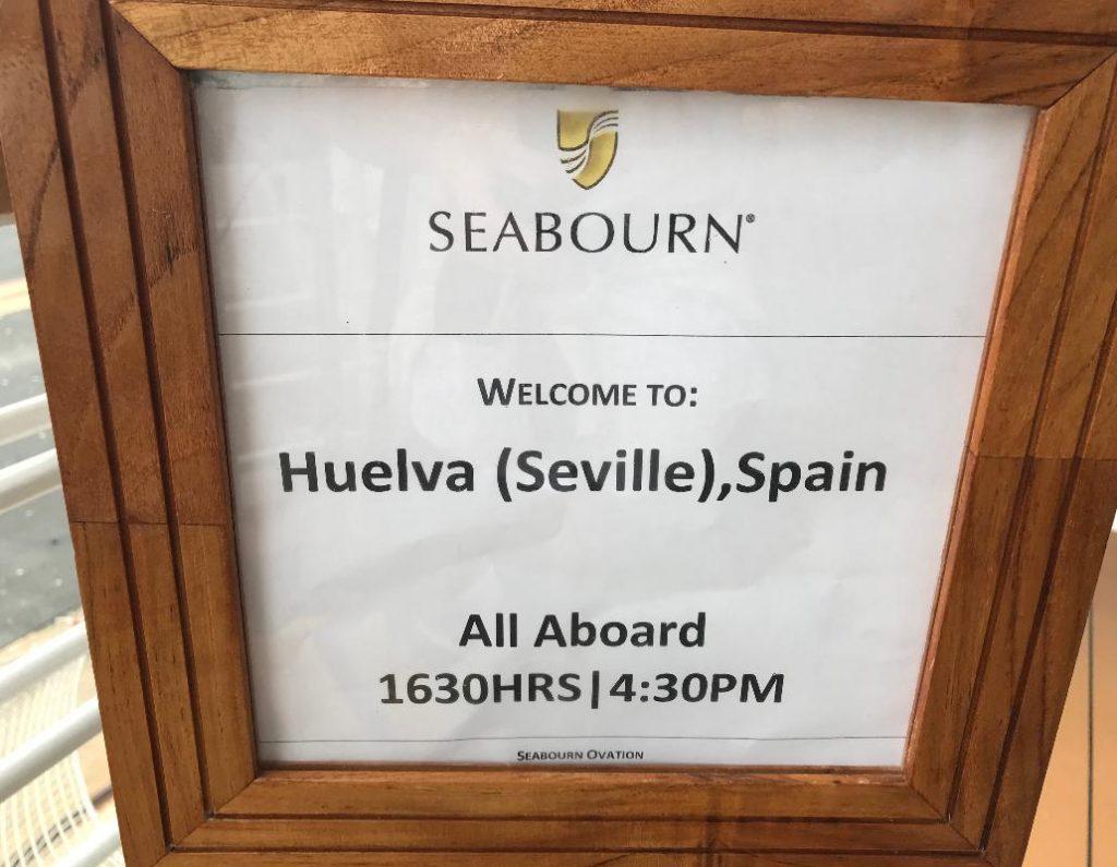 スペイン・ウエルバ