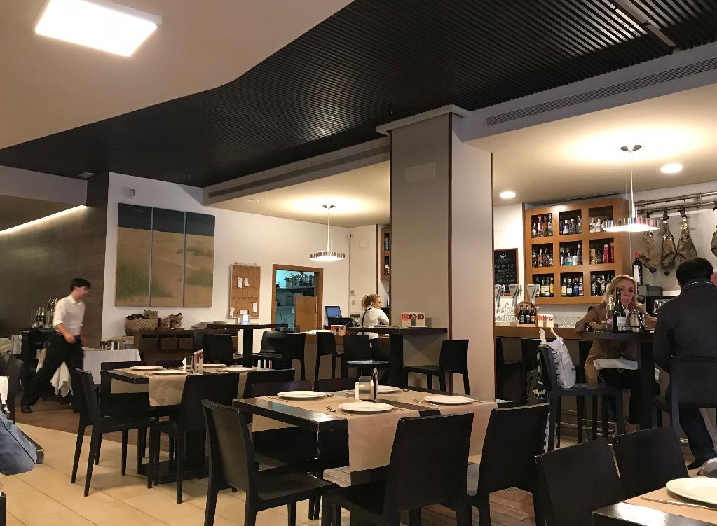 ウエルバのオススメレストラン