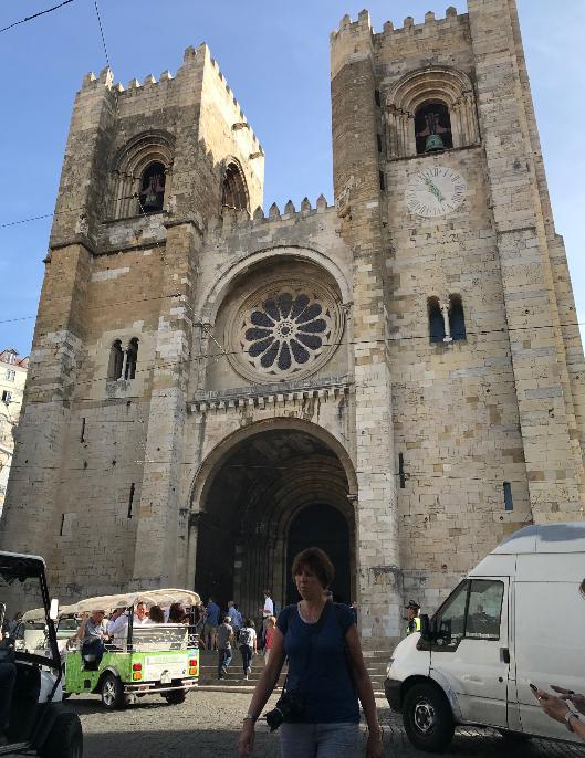ポルトガル・リスボン大聖堂