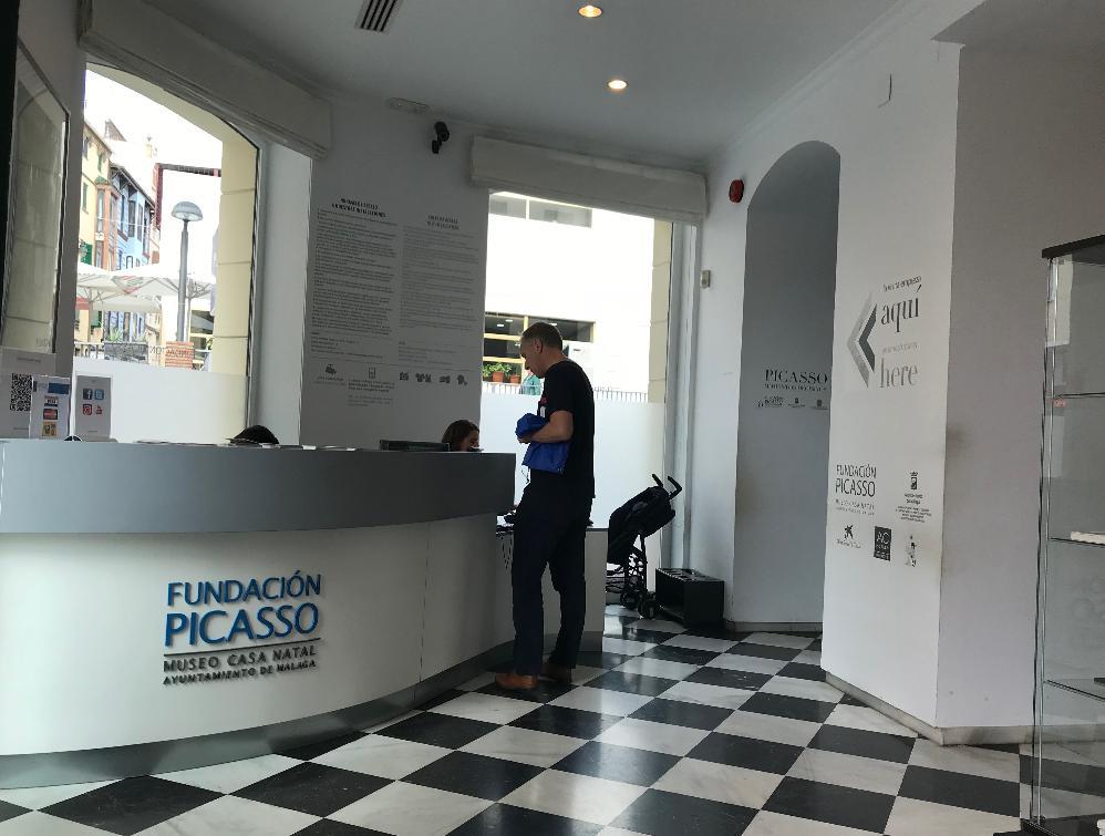 ピカソの家