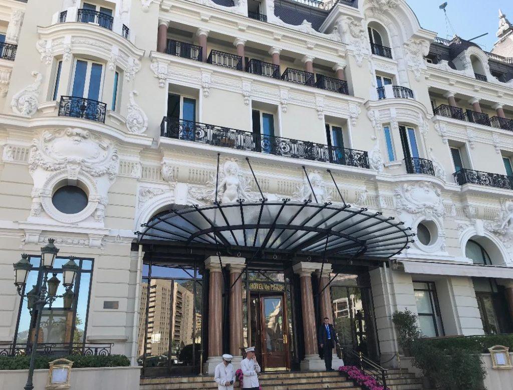 オテル・ド・パリ・モンテカルロ Hotel de Paris Monte-Carlo