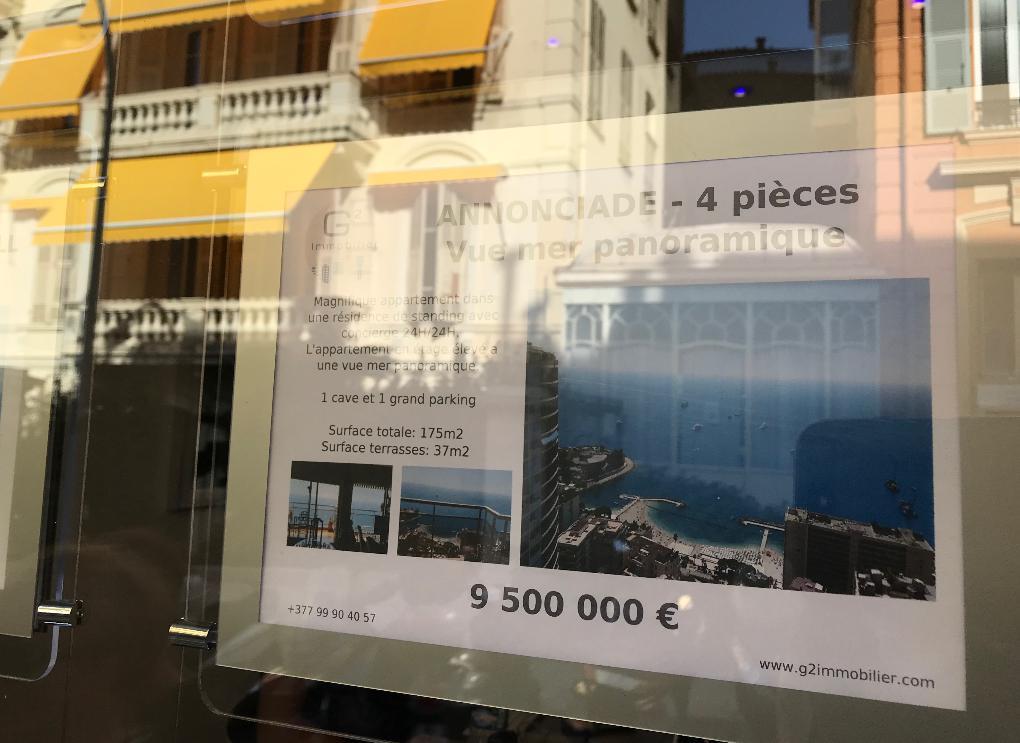 モナコ・モンテカルロの不動産