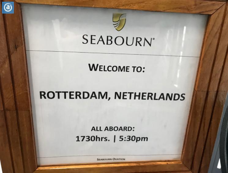 オランダ・ ロッテルダム