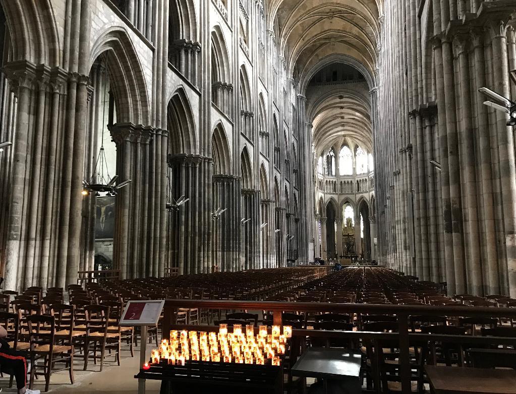 ルーアンの大聖堂