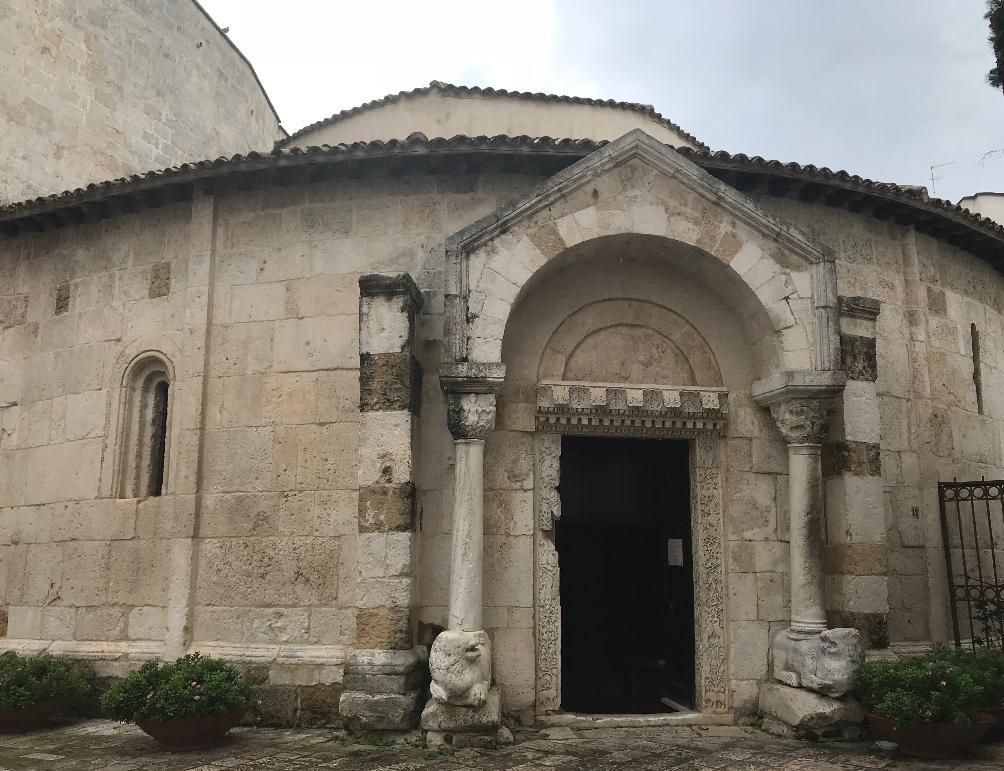 サン・ジョヴァンニ・アル・セポルクロ教会