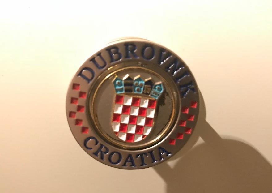 クロアチア・ドブロブニクのマグネット
