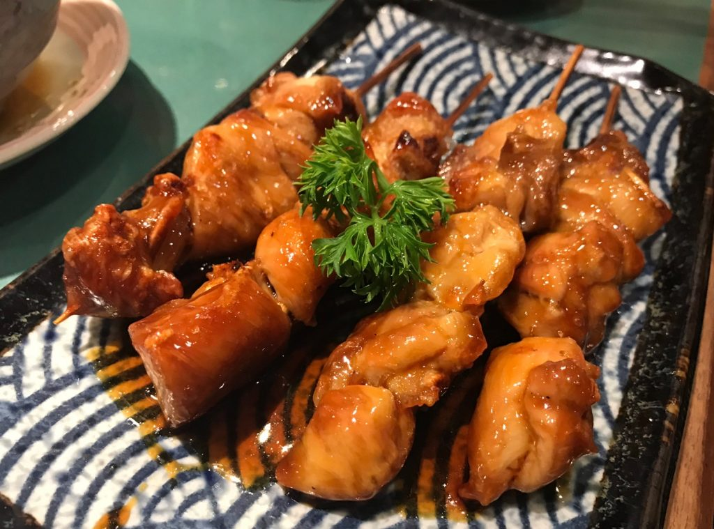 ホテルミラマー日本食