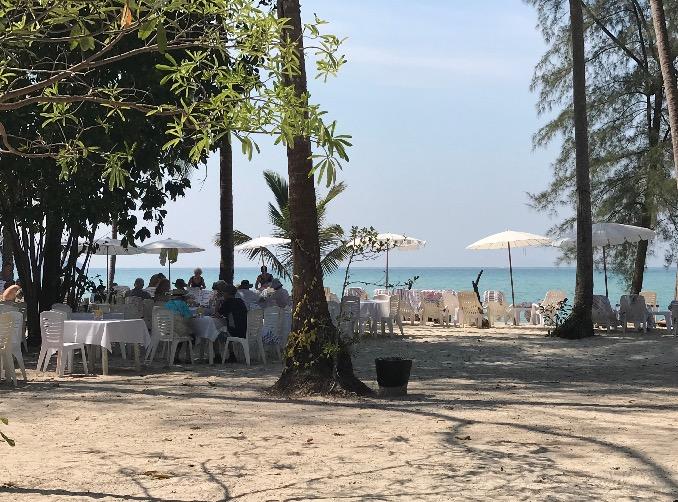タイのクード島