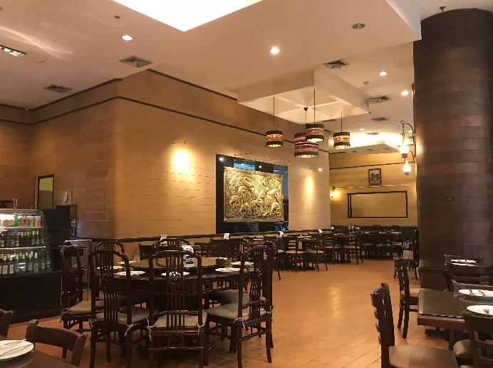 パタヤのタイレストラン