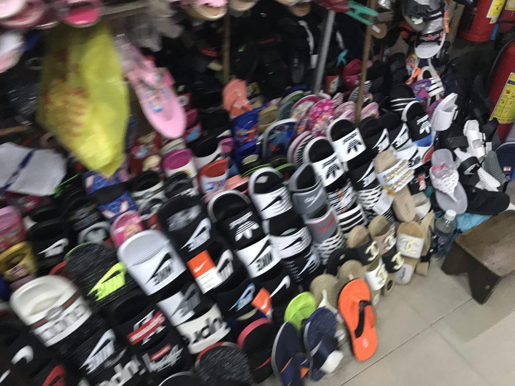 ベトナムハン市場