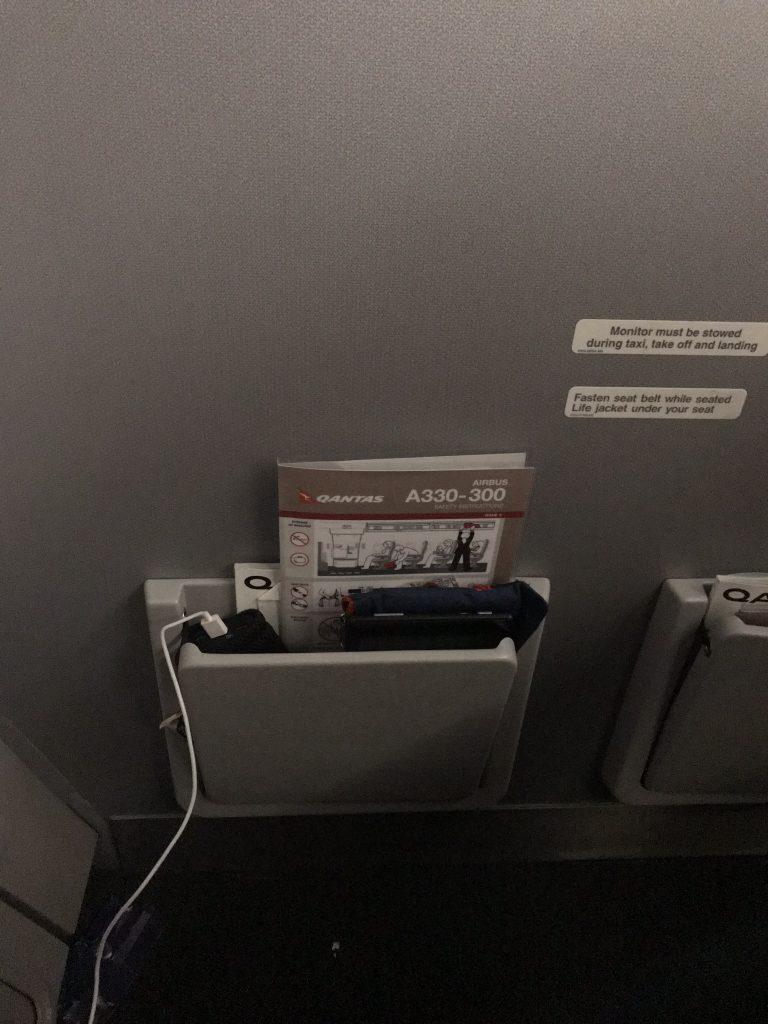 A330-300非常口座席