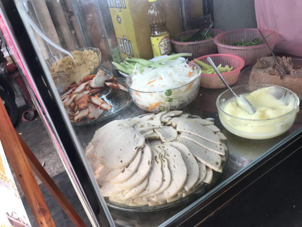 ベトナム絶品グルメのバインミー