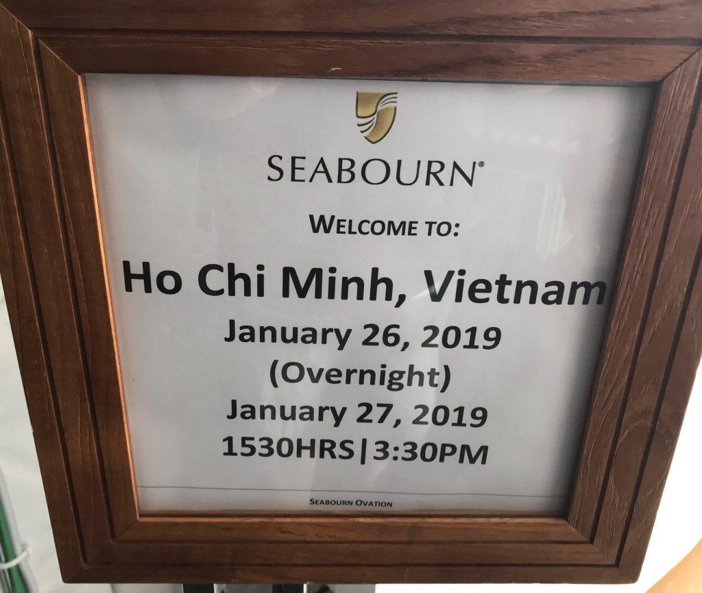 ベトナム・ホーチミン