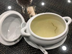 マレーシアで初めて食べたツバメの巣