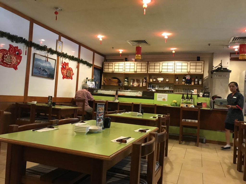 コタキナバルレストランの錦