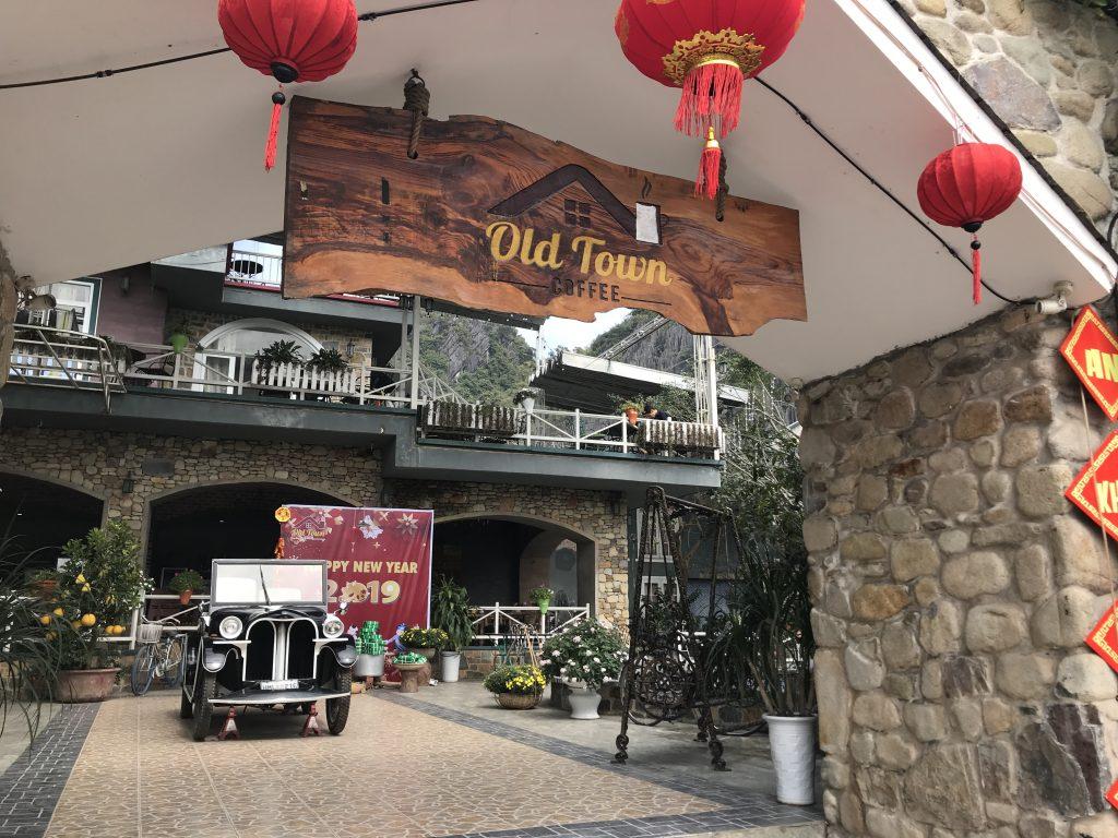 ベトナムハロン湾のおすすめカフェ