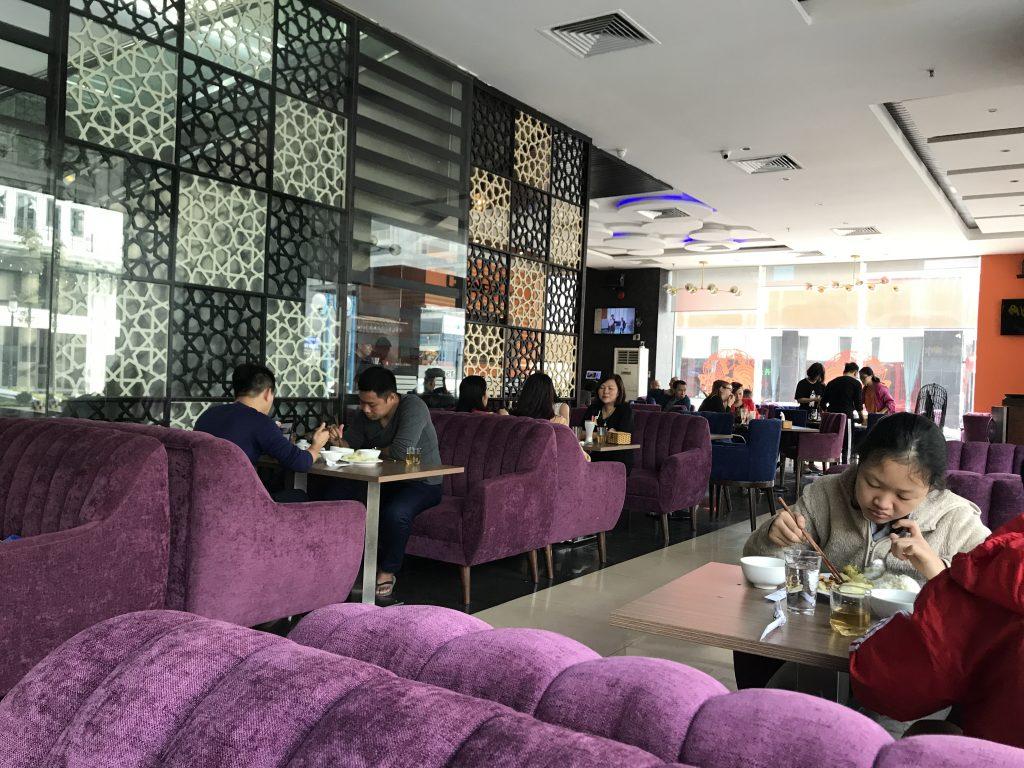 ハロン湾のおすすめカフェのcafe corner