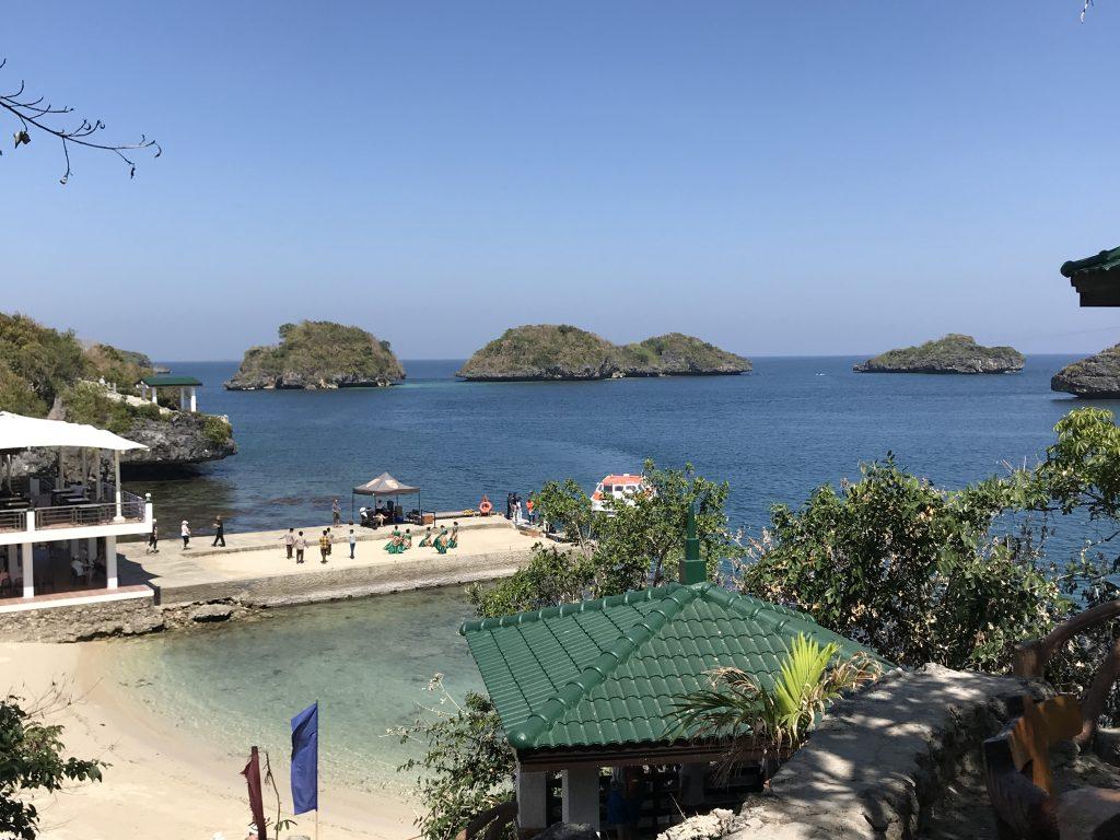 フィリピンのハンドレッドアイランド