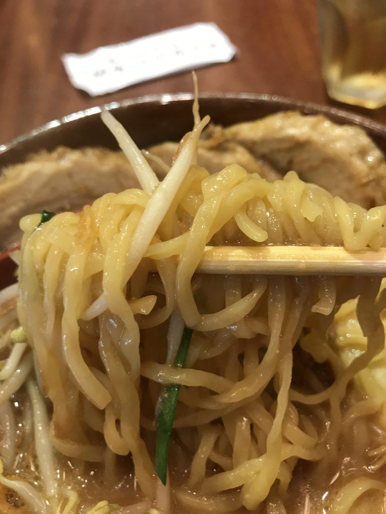 ホーチミンのラーメン屋麺場田所商店