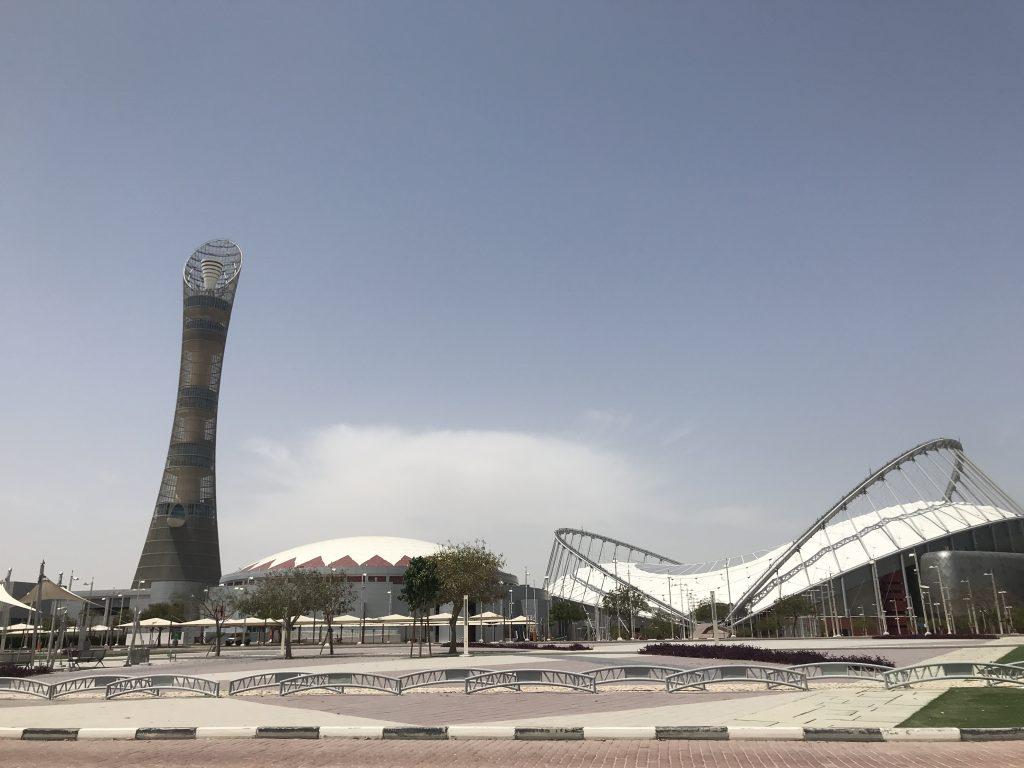 2022年W杯開催のスタジアム