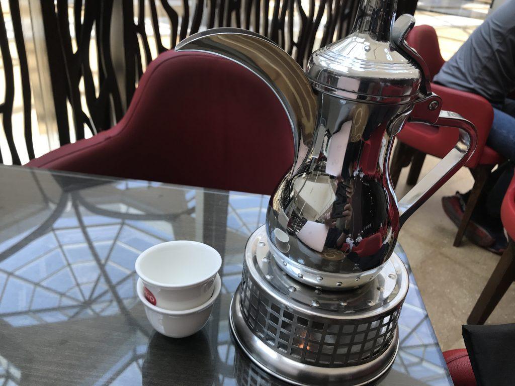 オマーンで飲んだアラビアコーヒー