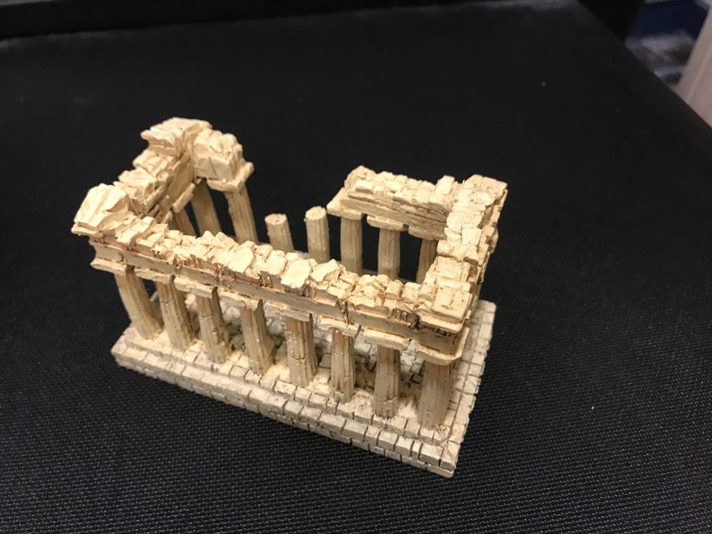 アテネのお土産パルテノン神殿