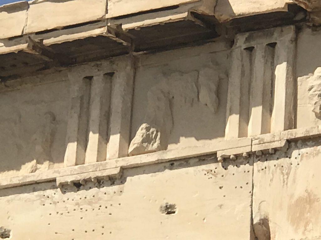 アテネギリシャのパルテノン神殿