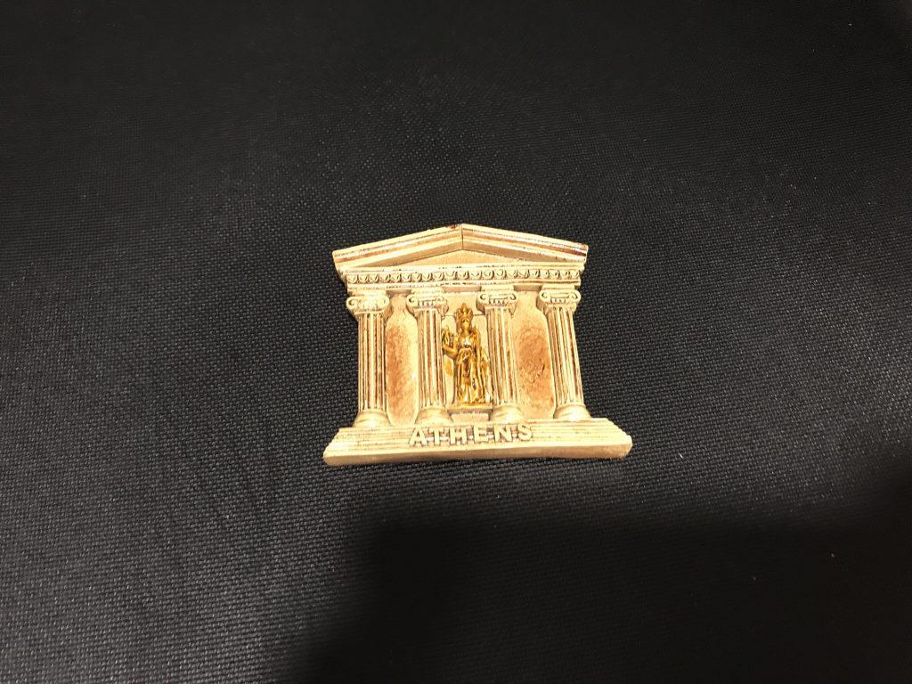 アテネのお土産マグネットパルテノン神殿