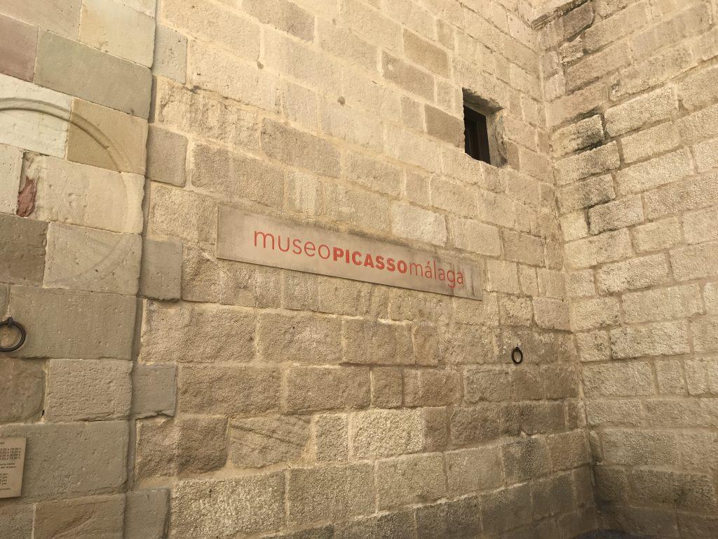 ピカソ美術館 マラガ