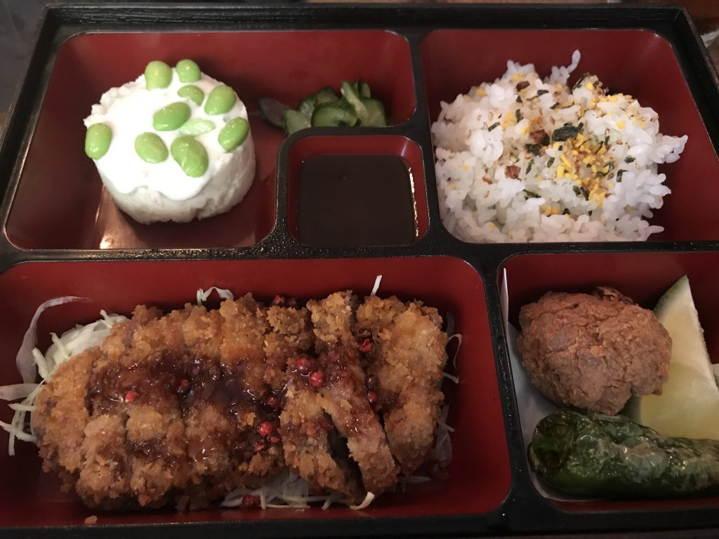 マラガの日本料理