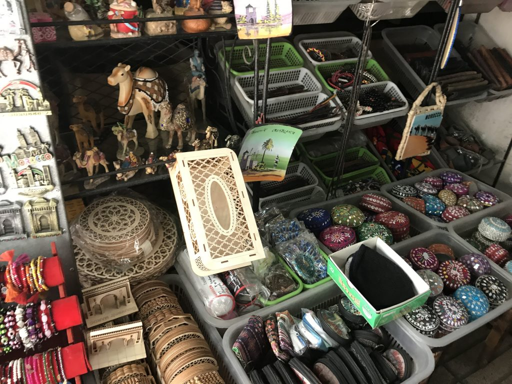 モロッコカサブランカのお土産