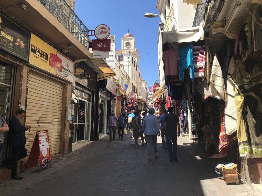 モロッコの治安