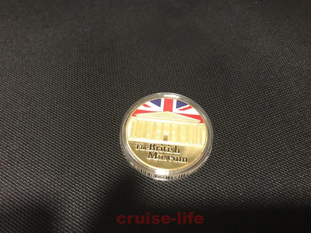 大英博物館のコイン
